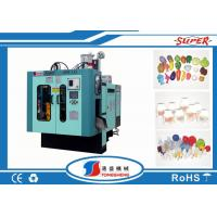 Fully Automatic Blow Moulding Machine One Year Warranty 110MM  - 330MM Mold Stroke Manufactures