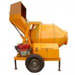 Industrial Concrete Mixer Jzf350-A Concrete Pump With Mixer with Good Quality Manufactures
