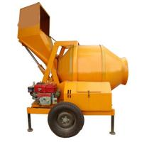 Industrial Concrete Mixer Jzf350-A Concrete Pump With Mixer with Good Quality for sale
