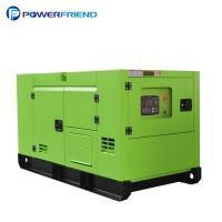 AC Three Phase 30KW 38KVA Diesel Engine Generator Set Silent 4 Cylinder Manufactures