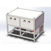 Heavy Duty Permanent Magnet Machine , Magnetic Rod Slurry Separator Manufactures