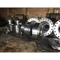 China 254SMO Duplex Stainless Steel Flanges SO RF FF RTJ Slip On Welding Flange on sale