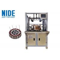 China Automatic Electric motorcycle wheel motor winding machine, outslot stator coil winding machine on sale