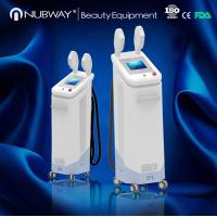 2019 latest 3 in1 laser elight ipl rf cavitation machine for hair removal wrinkle removal Manufactures