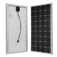 Renewable Energy Home Roof Solar Panels 100 Watt With 25 Year Warranty Manufactures