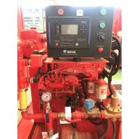 Buy cheap UL Listed FM Approved Diesel Engine Driven Fire Fighting Pump 500 gpm @ 80 psi from wholesalers