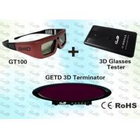 China Home Theater 3D Multimedia Emitter kit with IR 3D Glasses Emitter  on sale
