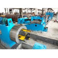 China High-efficiency Steel Coil Cut To Length Line For Straightening Steel on sale