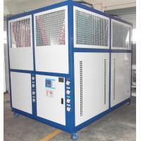 RO-40A RIOU Industrial Air Cooled Water Chiller With Large Flow Water Pump For Chemical Engineering Manufactures