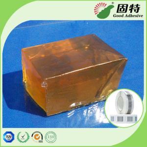 Pressure Sensistive Hot Melt Adhesive Tape , Paper Label Adhesive Hot Melt Manufactures