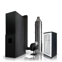 Black Stainless Steel Electrical Lab Testing Equipment IEC 60332 - 3 - 10 : 20  ZY6014D Manufactures