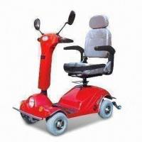 EEC Electric Mobility Scooter with 8kph Maximum Speed and PG Controllers Manufactures