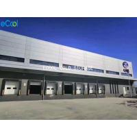 Insulated Panel  Assembling Refrigerated Warehouse / Air Cooled Cold Room Storage Manufactures