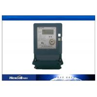 Three Wire Multi Rate Watt Hour Meter 800imp/kWh Impulse 10 Years Storage Time Manufactures