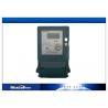 Buy cheap Three Wire Multi Rate Watt Hour Meter 800imp/kWh Impulse 10 Years Storage Time from wholesalers