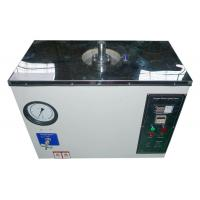 2.1MPa Oxygen Bomb / Air Bomb Aging Test Chmaber with Rubber Insulation Material Manufactures