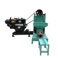 China Automatic Sawdust Briquette Machine Coconut Shell Charcoal Making Machine on sale