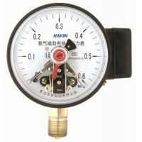 Quality Electric-contact Pressure Gauge with Output Single for sale