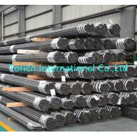 Carbon Steel Heat Exchanger Tubes Seamless Steel Tube Round Shape For Boiler / Heat Exchanger Manufactures