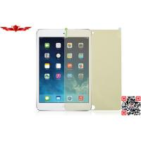New Arrival 100% Qualify Brand New Crystal Deluxe Screen Protector For Ipad Air True Color Manufactures