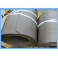 SS304 Stainless Steel Woven Wire Mesh Screen 80 Mesh Diamter 0.12mm 1m X 30m Manufactures