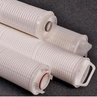 FLHF65 Series Water Filter Cartridges For Industrial Water Treatment High Flow Rate Manufactures