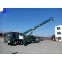 50 ton rotator tow truck recovery wrecker Manufactures
