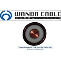 XLPE Insulated Power Cable with Rated Voltage 500kV Manufactures