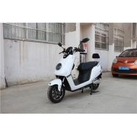 48V 20AH 1200W Street Legal Electric Road Scooter 350 - 500 Charging Cycles Battery Life Manufactures
