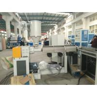 Buy cheap Soft garden hose making machine line/ PVC pipe making production machinery from wholesalers