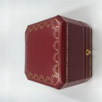 France Cartier Small Necklace Box Cartier Necklace Jewelry Velvet Gift Box Package with Certificate Manufactures