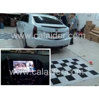 Cadillac Ats HD High Resulotion Car Backup Camera Systems 360 Degree View With 4 Channels Manufactures