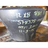 Welding Connection Butt Weld Fittings DIN 2616 Teil I+II ASME B16.9 Long Lifespan Manufactures