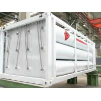 Cng Jumbo Tube Skid Manufactures