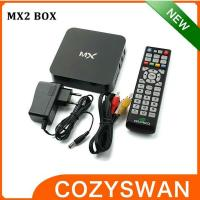 China Remote Control Dual Core XBMC Android 4.2 Smart TV Box Full HD Android 4.2.2 on sale
