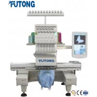 High Speed Single Head Tubular Embroidery Machine Manufactures