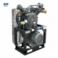 China inlet 7bar outlet 30bar booster air compressor inlet 2m3/min outlet 1.7m3/min booster air compressor for PET blower on sale