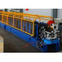 Drainpipe Rain Downpipe Roll Forming Machine Steel Tile Production High Precision Manufactures