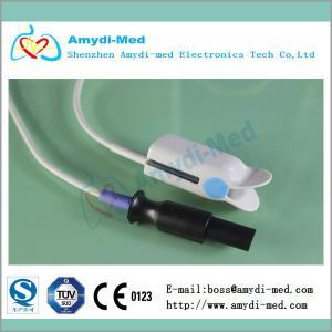 Novametrix Compatible SpO2 Sensor 369083-001 spo2 sensor ,adult finger clip ,3M,TPU Manufactures