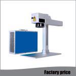 Long Lifetime Fiber Laser Marker Cnc Laser Engraver 20W 30W Small Size Manufactures