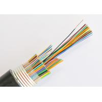 China Underground Jelly Filled Telephone Cable , 50 Pair Armoured Telephone Cable on sale