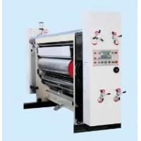 Auto Printer Slotter Machine For 2 Colors 3 Colors 5 Colors Corrugated Box Printing Manufactures