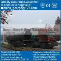 bauxite rotary kiln Manufactures