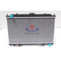 Auto parts radiator For 2003 nissan maxima radiator 21410-2Y000 / 21460-2Y700 Manufactures