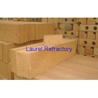 China Large Fire Brick Refractory Castable For Glass Furnace Bottom And Wall on sale