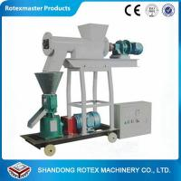Poultry feed pellet making machine with Corn , soybean and other grains Raw materials Manufactures