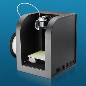 Buy cheap Complete Intelligent One-Click DESKTOP Class 3D FDM printer, smart impressora 3d from wholesalers