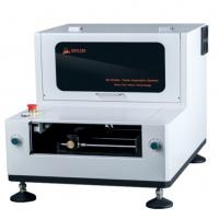 3D Spi Solder Paste Inspection Equipment PSLM Technology , 0.37um Height Accuracy Manufactures