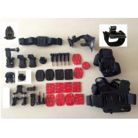 Durable Sport Camera Kit Bicycle Handlebar Holder Mount Chest Strap Mount Manufactures