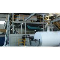 Double S , Single S , SMS , Smms PP Non Woven Fabric Machinery Low pollution Manufactures